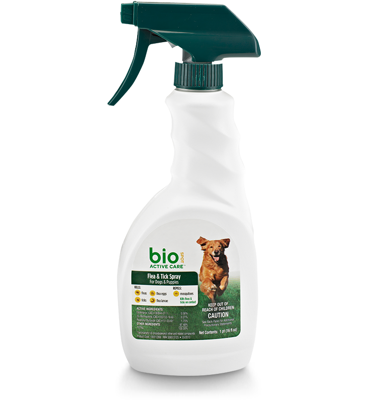 Flea And Tick Spray For Dogs And Puppies