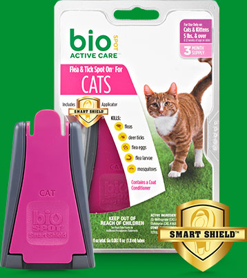 Flea & Tick Spot On? for Cats