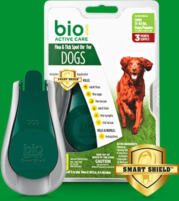 Flea & Tick Spot On? for Dogs